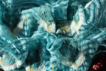 Chiffon scarf £45